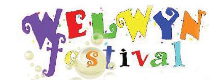 Welwyn festival logo